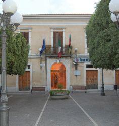 Piazza Municipio CASTELLUCCIO DEI SAURI