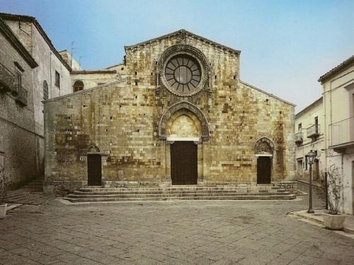 Bovino - Duomo di Bovino (FG)